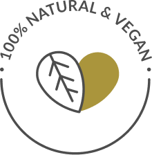 100% Natural & Vegan